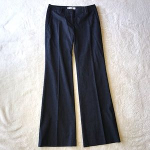Ann Taylor Loft Navy Blue Dress Pants Size 0